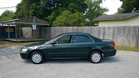 2001 Honda Accord for sale at Import Auto Brokers Inc in Jacksonville FL