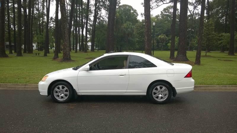 2003 Honda Civic EX 2dr Coupe   Jacksonville FL
