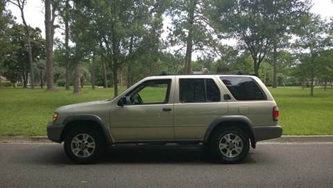 2001 Nissan Pathfinder for sale at Import Auto Brokers Inc in Jacksonville FL