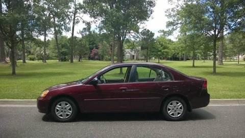 2003 Honda Civic for sale at Import Auto Brokers Inc in Jacksonville FL