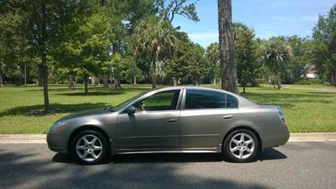 2003 Nissan Altima for sale at Import Auto Brokers Inc in Jacksonville FL