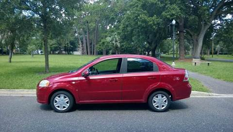 2007 Chevrolet Aveo for sale at Import Auto Brokers Inc in Jacksonville FL
