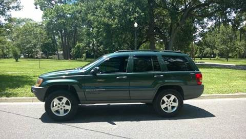 2001 Jeep Grand Cherokee for sale at Import Auto Brokers Inc in Jacksonville FL