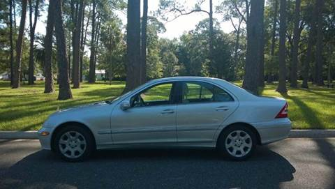 2006 Mercedes-Benz C-Class for sale at Import Auto Brokers Inc in Jacksonville FL
