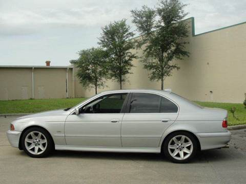 2003 BMW 5 Series for sale at Import Auto Brokers Inc in Jacksonville FL