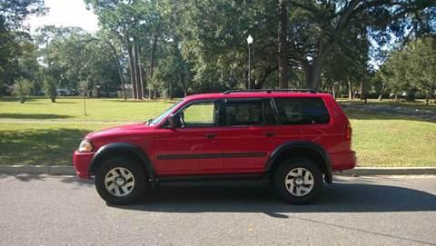 2001 Mitsubishi Montero Sport for sale at Import Auto Brokers Inc in Jacksonville FL