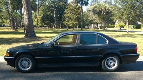 1998 BMW 7 Series for sale at Import Auto Brokers Inc in Jacksonville FL