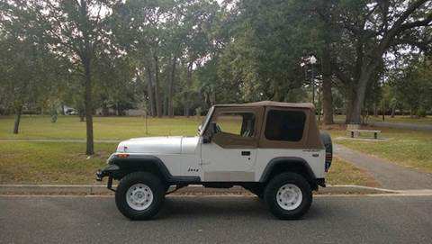 1994 Jeep Wrangler for sale at Import Auto Brokers Inc in Jacksonville FL