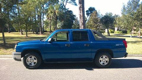 2003 Chevrolet Avalanche for sale at Import Auto Brokers Inc in Jacksonville FL