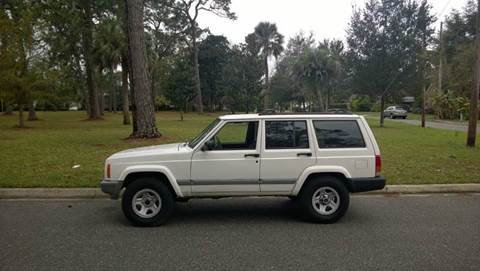 1999 Jeep Cherokee for sale at Import Auto Brokers Inc in Jacksonville FL