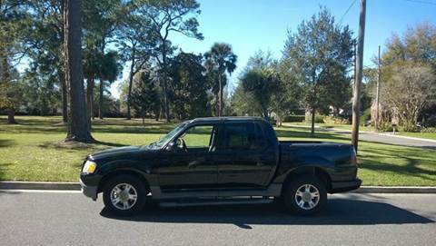 2003 Ford Explorer Sport Trac for sale at Import Auto Brokers Inc in Jacksonville FL