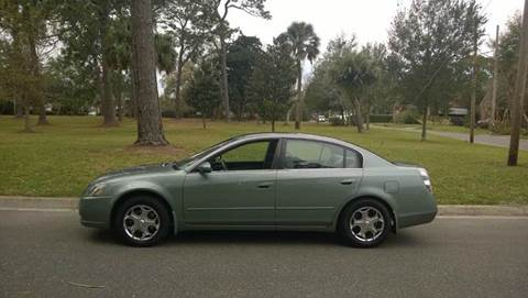 2005 Nissan Altima for sale at Import Auto Brokers Inc in Jacksonville FL