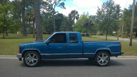2000 Chevrolet C/K 1500 Series for sale at Import Auto Brokers Inc in Jacksonville FL