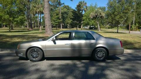 2004 Cadillac DeVille for sale at Import Auto Brokers Inc in Jacksonville FL
