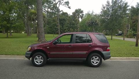 1999 Mercedes-Benz M-Class for sale at Import Auto Brokers Inc in Jacksonville FL