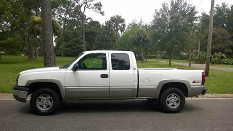 2003 Chevrolet Silverado 1500 for sale at Import Auto Brokers Inc in Jacksonville FL