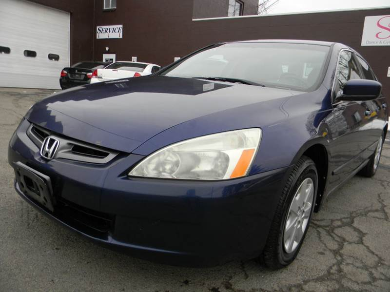 2004 Honda Accord LX 4dr Sedan   Johnson City NY