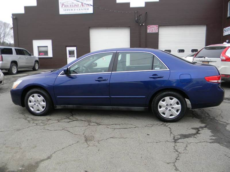 2004 Honda Accord LX 4dr Sedan In Johnson City NY - Price