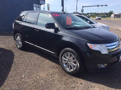 2009 Ford Edge for sale in Ladysmith, WI