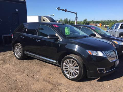 2011 Lincoln Mkx For Sale Carsforsale