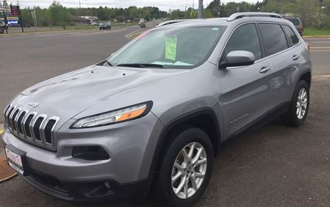 2017 Jeep Cherokee for sale in Ladysmith, WI