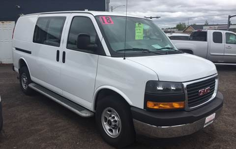 2018 GMC Savana Cargo for sale in Ladysmith, WI