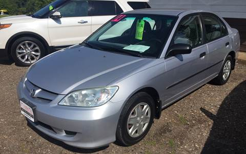 2004 Honda Civic for sale in Ladysmith, WI