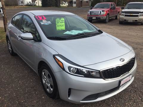 2017 Kia Forte for sale in Ladysmith, WI