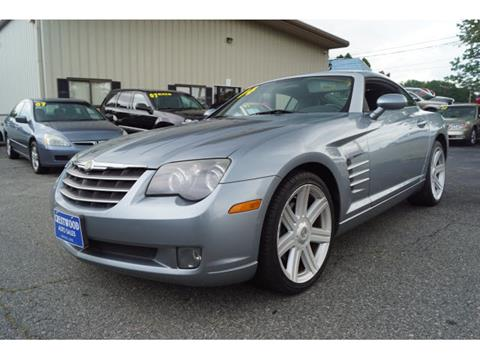 2004 Chrysler Crossfire for sale in Swansea, MA