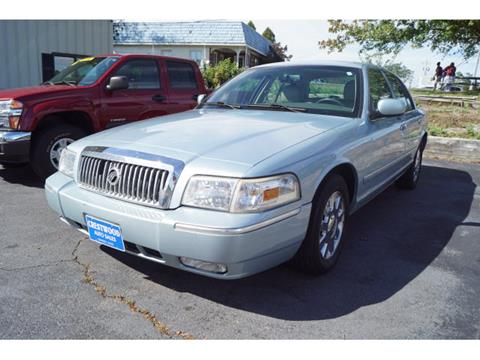2008 Mercury Grand Marquis for sale in Swansea, MA