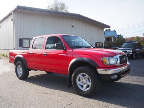2004 toyota tacoma for sale carsforsale com