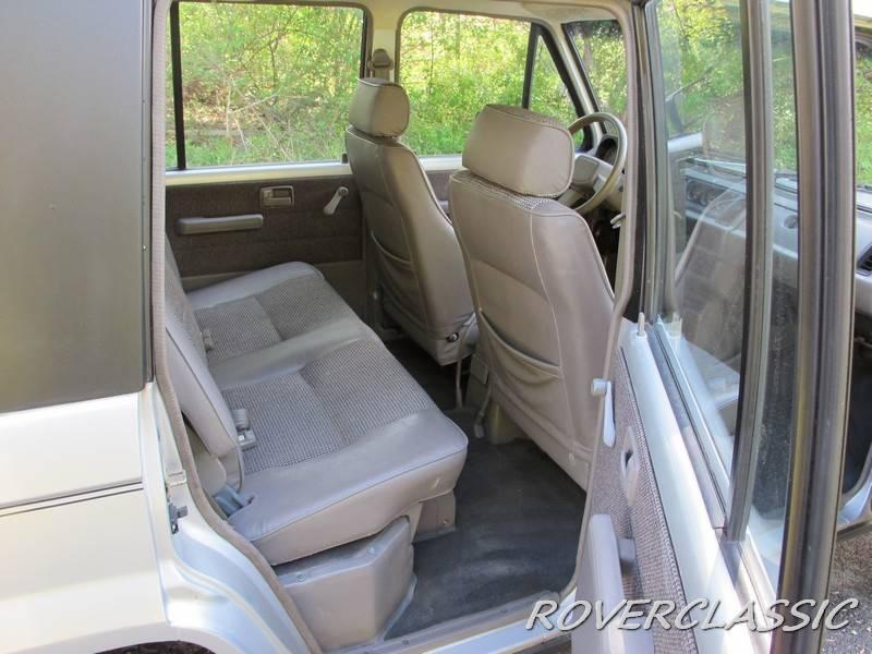 1990 Isuzu Trooper 4dr S 4WD SUV - Cream Ridge NJ