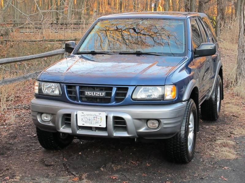 2002 Isuzu Rodeo Sport S V6 4WD 2dr SUV w/ Hard Top - Cream Ridge NJ