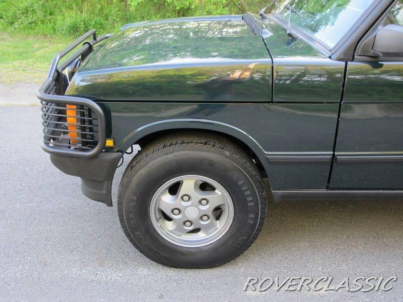 1994 Land Rover Range Rover AWD County LWB 4dr SUV - Cream Ridge NJ
