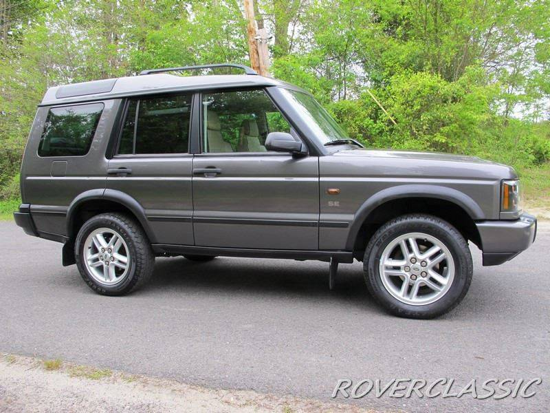 2003 Land Rover Discovery SE 4WD 4dr SUV - Cream Ridge NJ