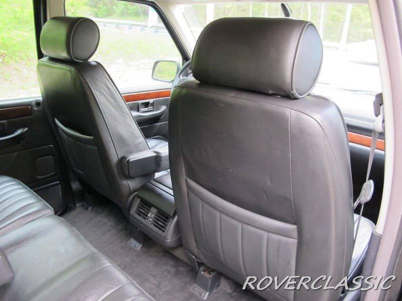 2000 Land Rover Range Rover AWD 4.6 HSE 4dr SUV - Cream Ridge NJ