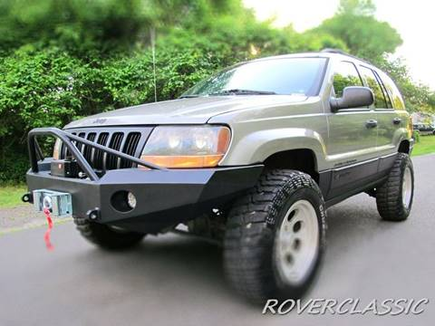 2001 Jeep Grand Cherokee for sale at Isuzu Classic - Other Inventory in Cream Ridge NJ
