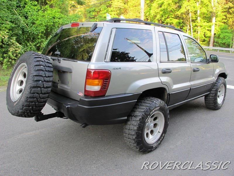 2001 Jeep Grand Cherokee 4dr Laredo 4WD SUV - Cream Ridge NJ