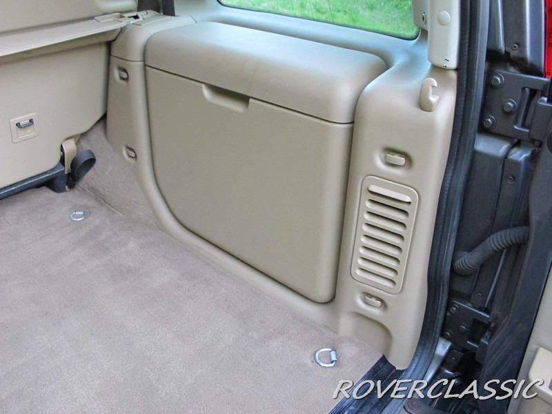 2002 Land Rover Discovery Series II SE 4WD 4dr SUV - Cream Ridge NJ