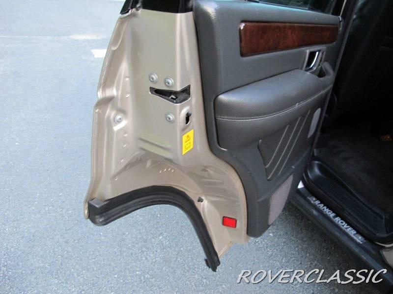 2002 Land Rover Range Rover AWD 4.6 HSE 4dr SUV - Cream Ridge NJ