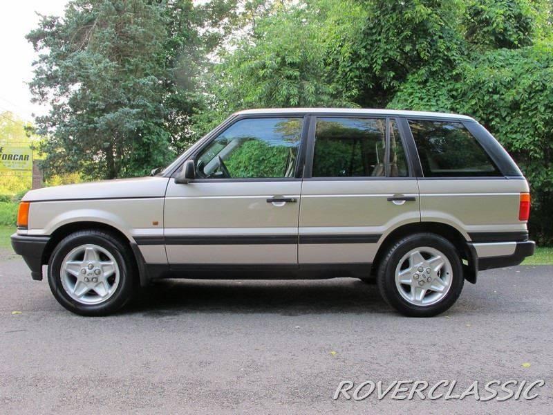 1998 Land Rover Range Rover AWD 4.6 HSE 4dr SUV - Cream Ridge NJ