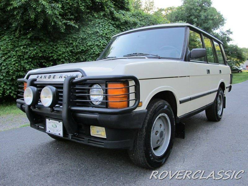 Land Rover Range Rover Awd County Suv In Cream Ridge Nj