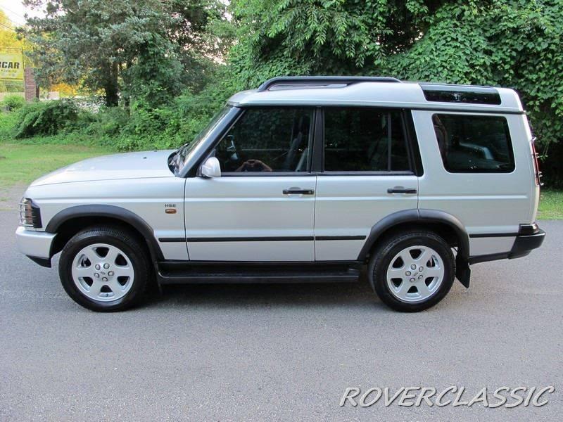 2004 Land Rover Discovery HSE 4WD 4dr SUV - Cream Ridge NJ