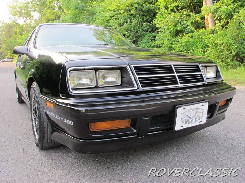 1987 Dodge Lancer ES 4dr Hatchback - Cream Ridge NJ