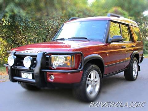 2004 Land Rover Discovery for sale in Cream Ridge, NJ