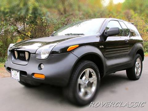 2000 Isuzu VehiCROSS for sale in Cream Ridge, NJ