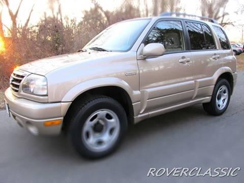 2004 Suzuki Grand Vitara for sale at Isuzu Classic - Other Inventory in Cream Ridge NJ