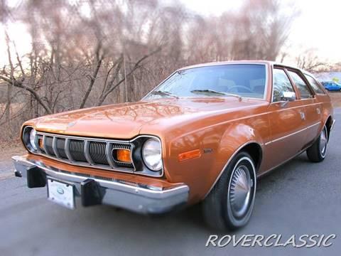 1977 AMC Hornet for sale at Isuzu Classic - Other Inventory in Cream Ridge NJ
