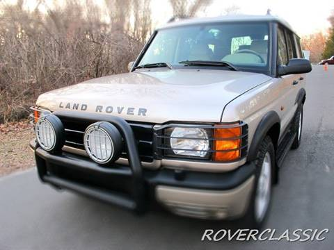 2000 Land Rover Discovery Series II for sale at Isuzu Classic - Other Inventory in Cream Ridge NJ