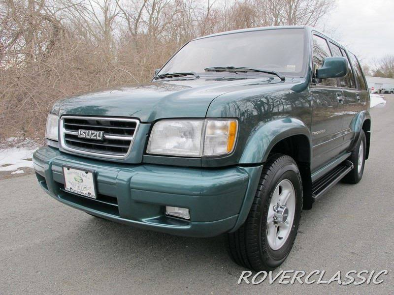 1999 Isuzu Trooper 4dr S 4wd Suv In Cream Ridge Nj Isuzu Classic
